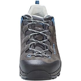 Lowa Sassa LL Low Shoes Women anthracite/denim